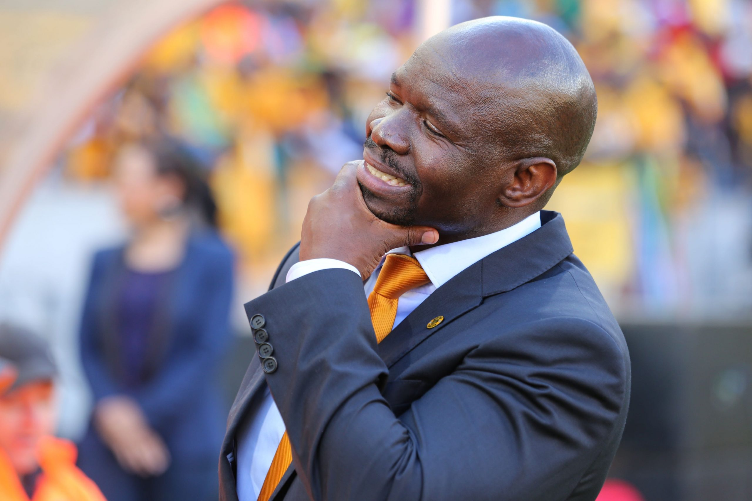 Steve Komphela tells us the trough about Ernst Middendorp