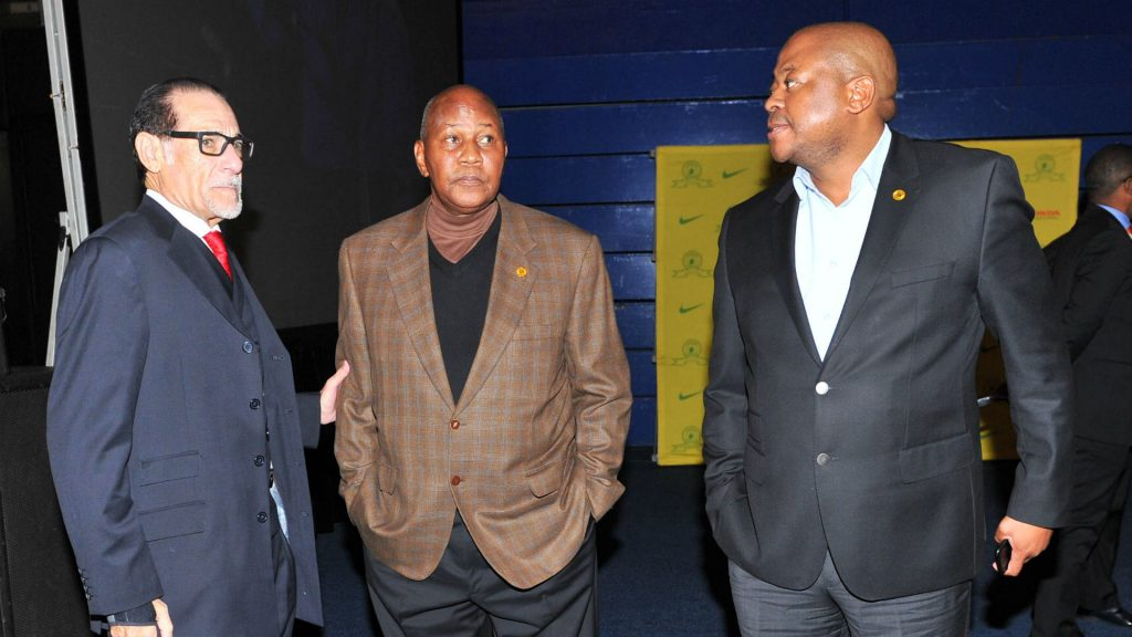The New Kaizer Chiefs Coach Is One Of The Best On The Continent
