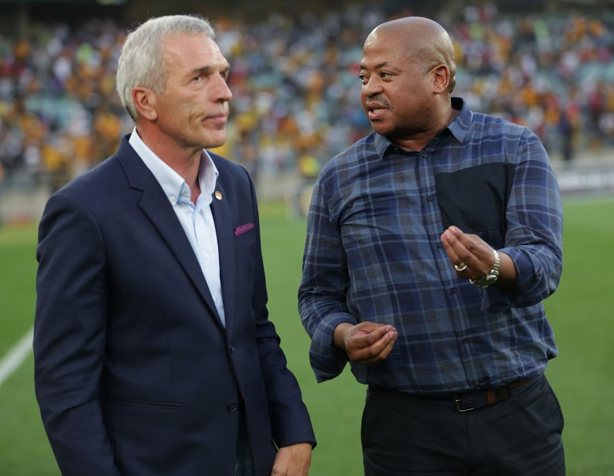 Two Big Clubs Abroad Are Interested In Middendorp