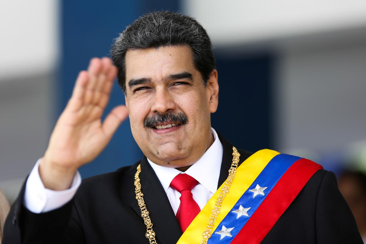 Venezuela Captures US Spy President NIcolas Maduro Confirmed
