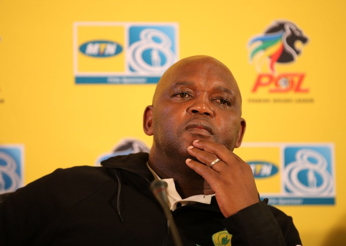 Pitso Mosimane explains what went wrong at Kaizer Chiefs
