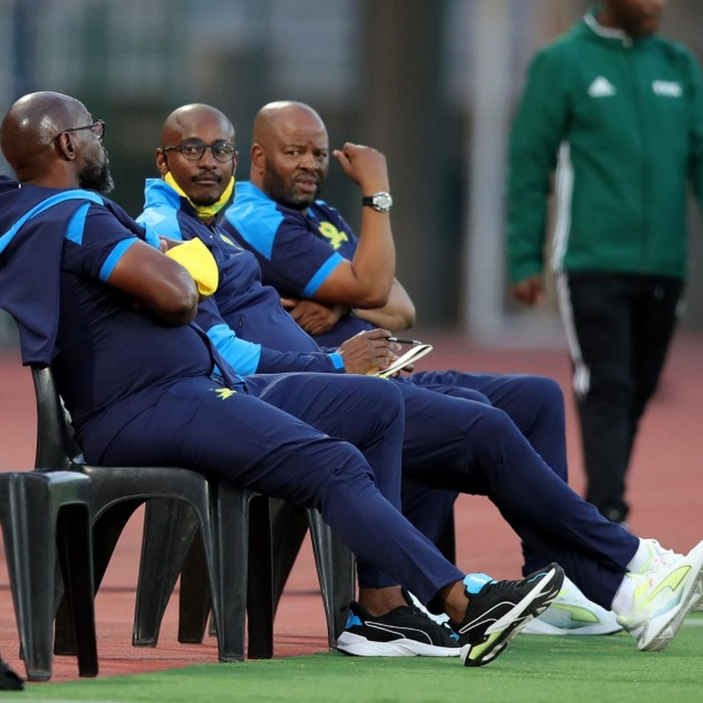 How could three coaches fail to win a game yet Pitso did it alone