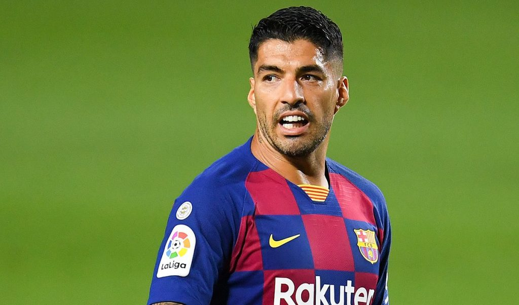 Luis Suarez was treated badly by Barcelona before he left