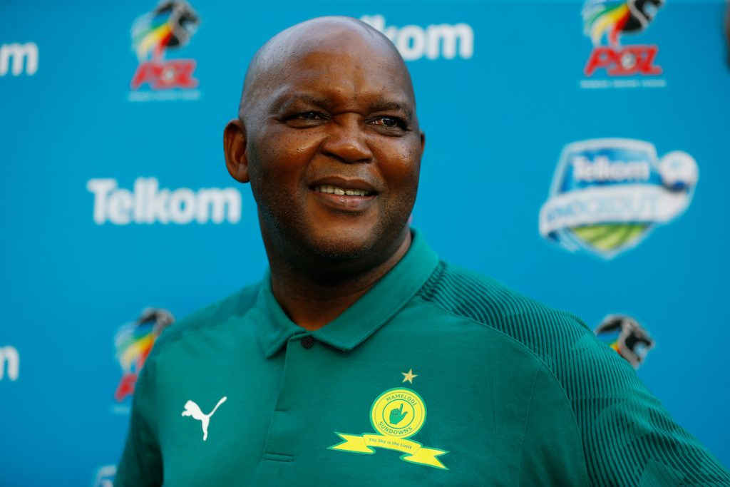 Pitso Mosimane confirmed that he got a new job in premier league