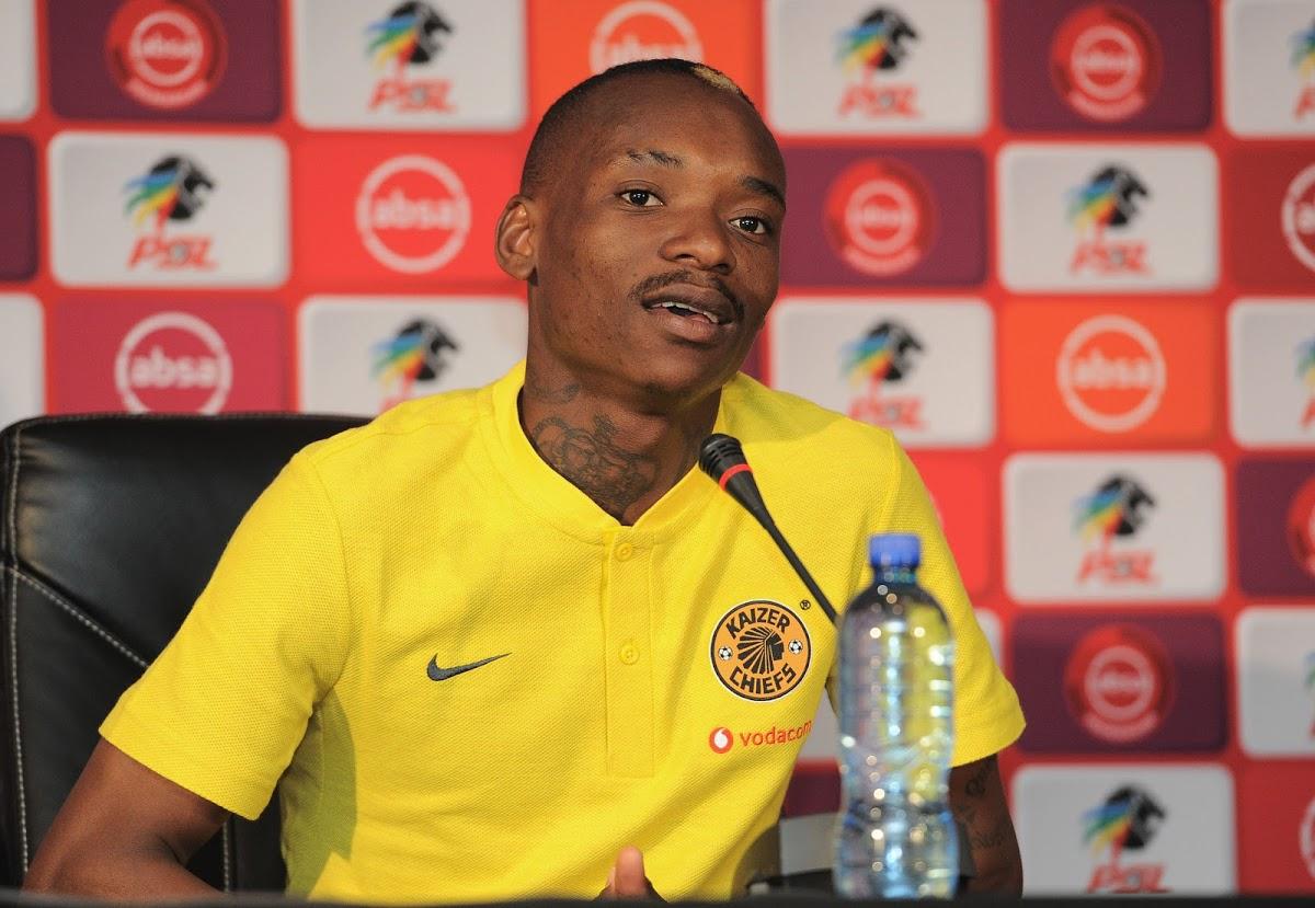Why doesn't Billiat Khama play for Bafana Bafana
