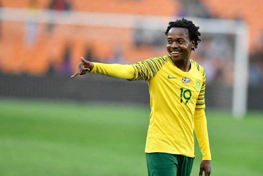 Bafana Bafana xi vs sao tome