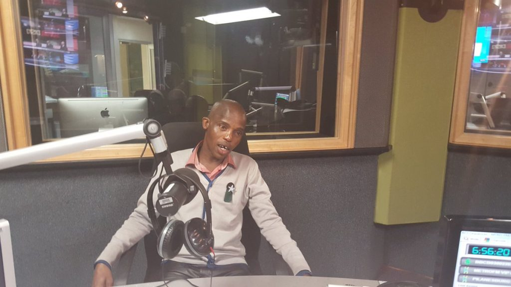 Junior Khanye attacked Bafana Bafana coach Molefi Ntseki