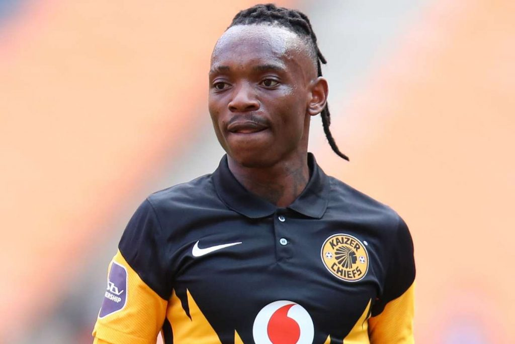 Khama Billiat sends a message to other soccer players