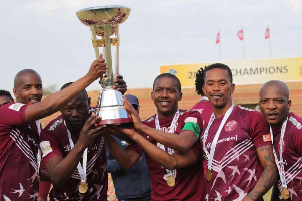 Moroka Swallows beats Kaizer Chiefs