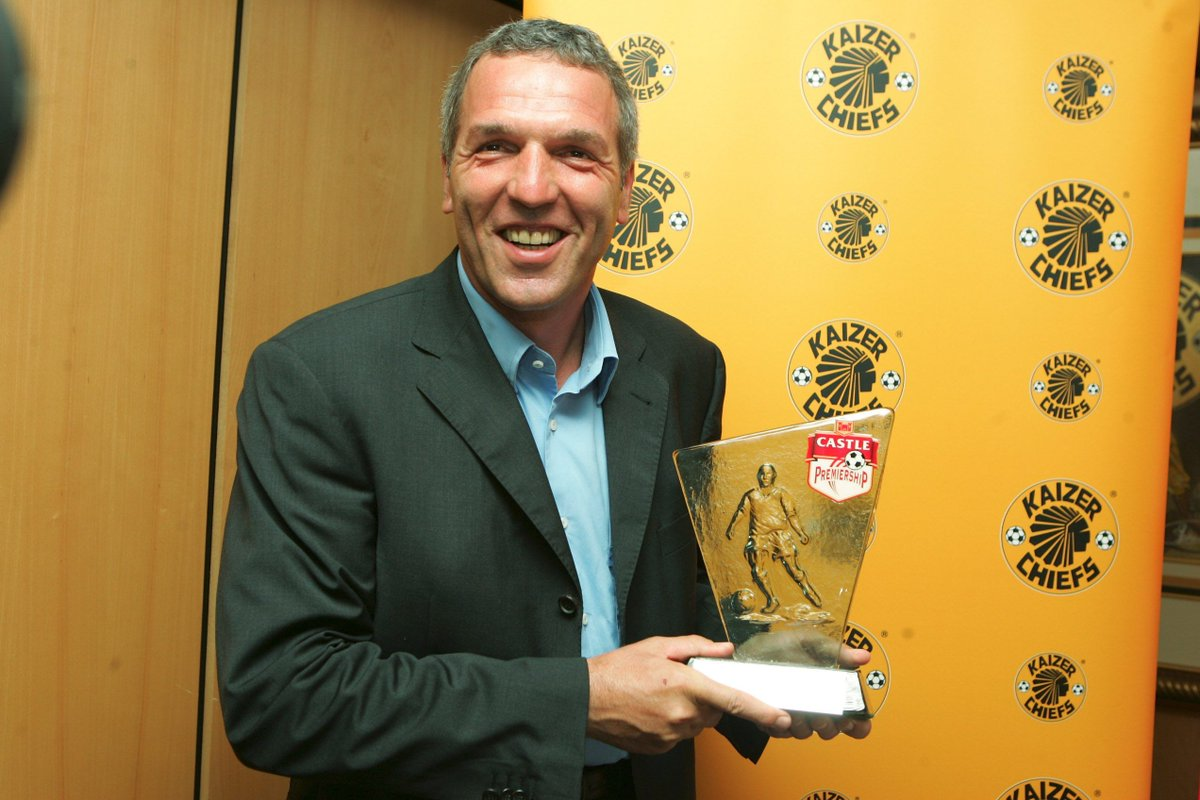Mr Ernst Middendorp is back