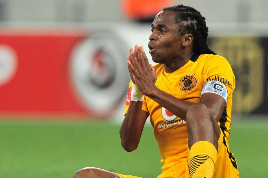 Shabba wanted to retire at Kaizer Chiefs