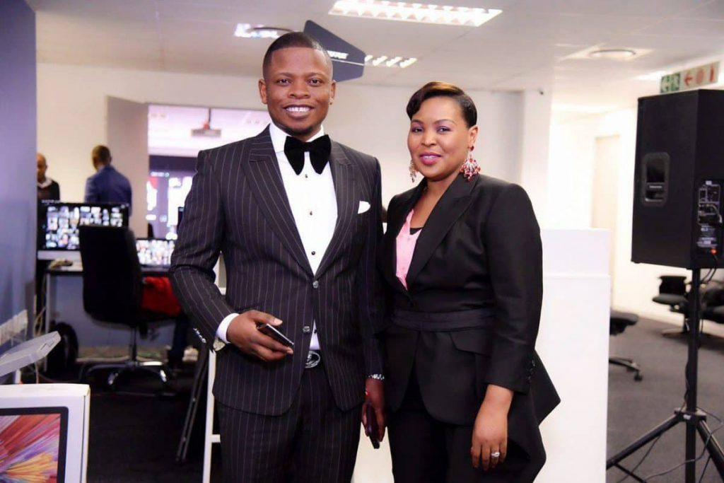 Shepherd Bushiri and his wife Mary have handed themselves over to police.