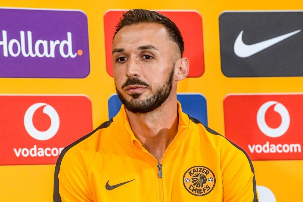Why Kaizer Chiefs is selling Samir Nurkovic?