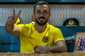 Samir Nurkovic is back and Kaizer Chiefs will be more powerful