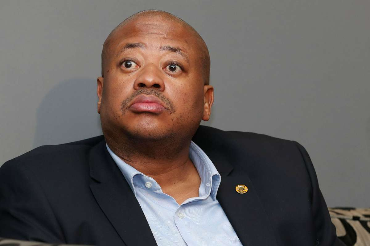 Bobby Motaung tells the truth about Nurkovic