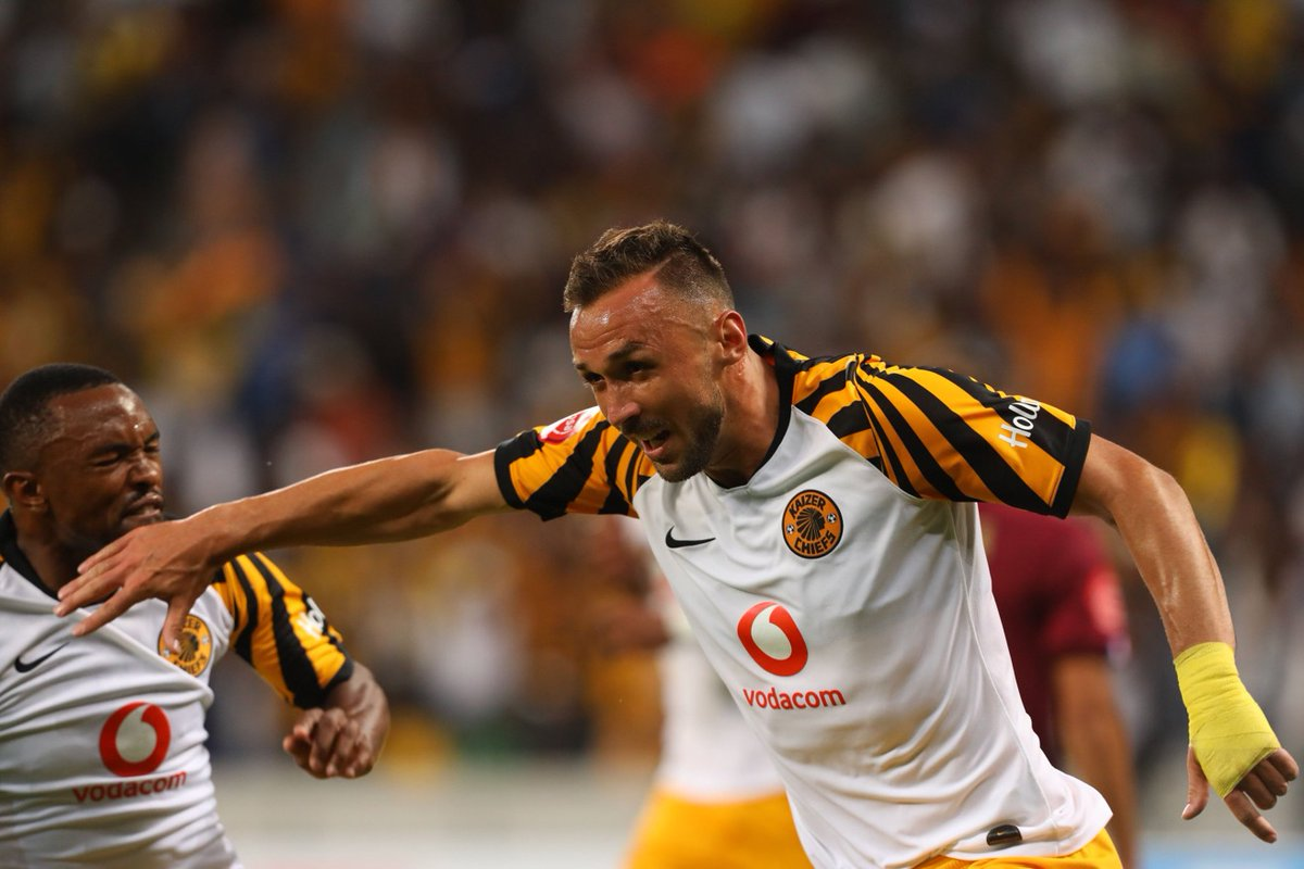 DStv Premiership Starting XI: Kaizer Chiefs vs Black Leopards Today