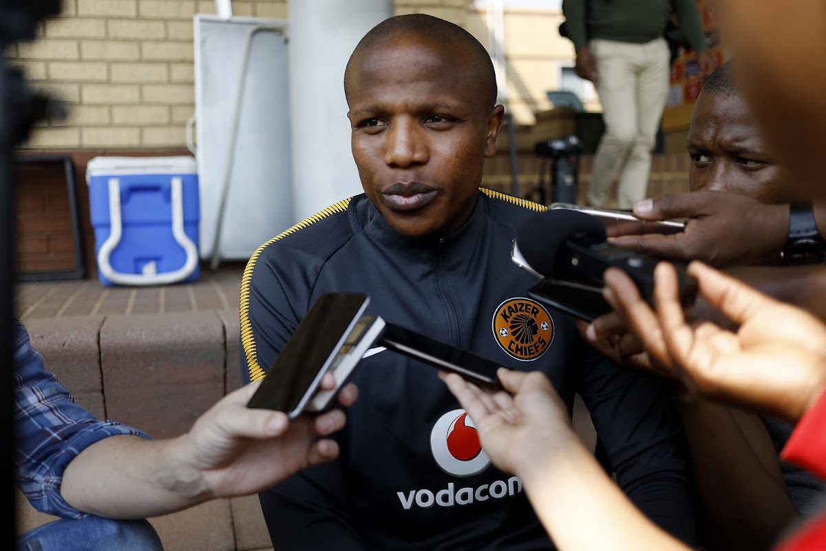 Junior Khanye's comments are not health for Kaizer Chiefs fans
