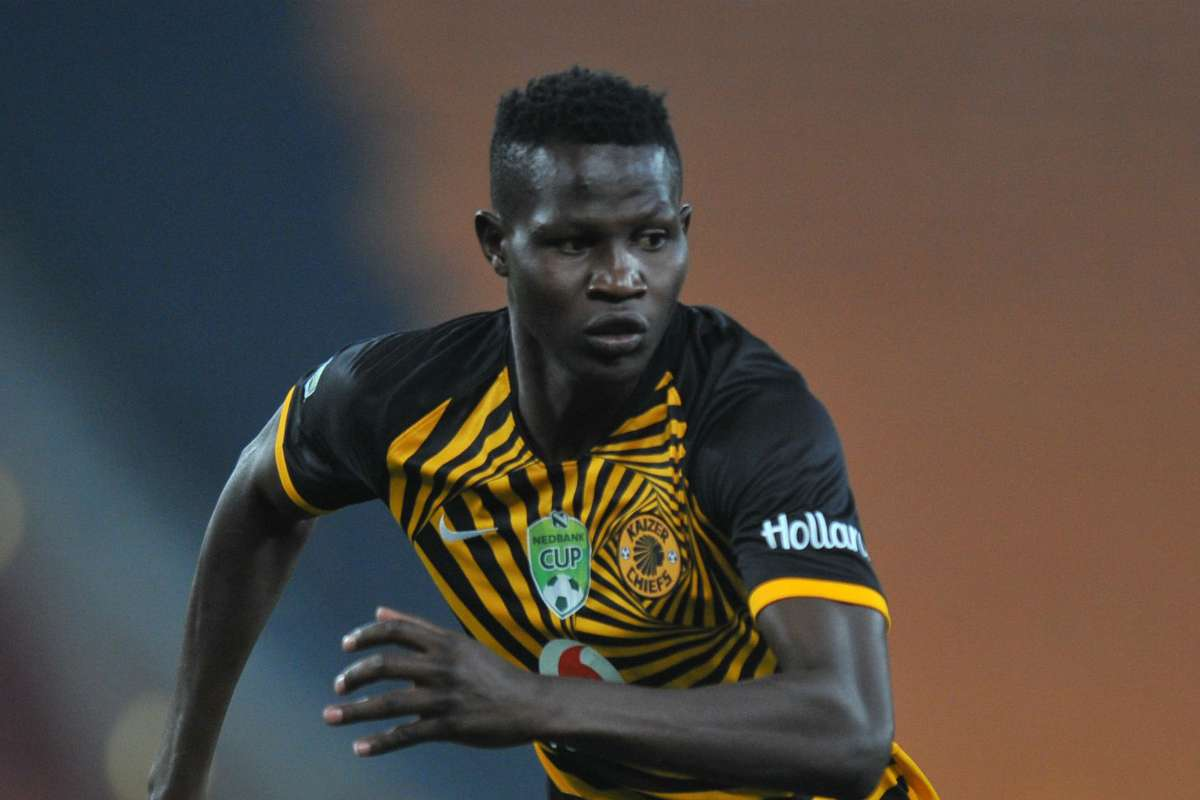 Kaizer Chiefs live score and updates