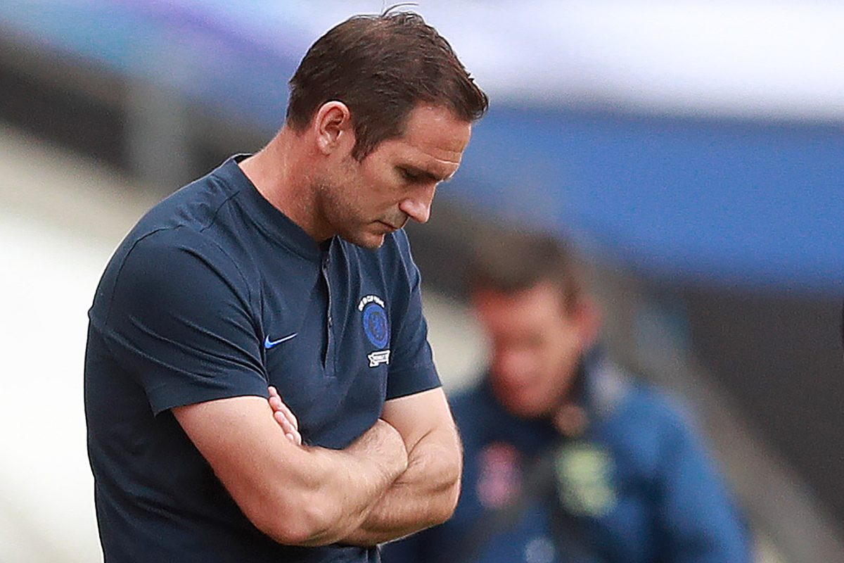 Frank Lampard: Chelsea sack manager with Thomas Tuchel expected to replace him