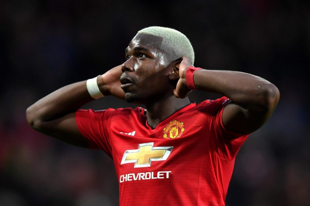 Paul Pogba's strong performance Manchester United v Aston Villa explained