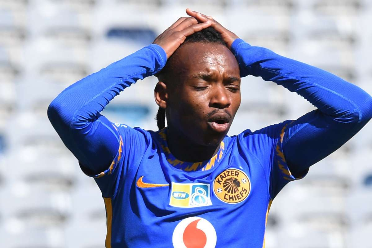 Kaizer Chiefs might be ready to sell Billiat Khama