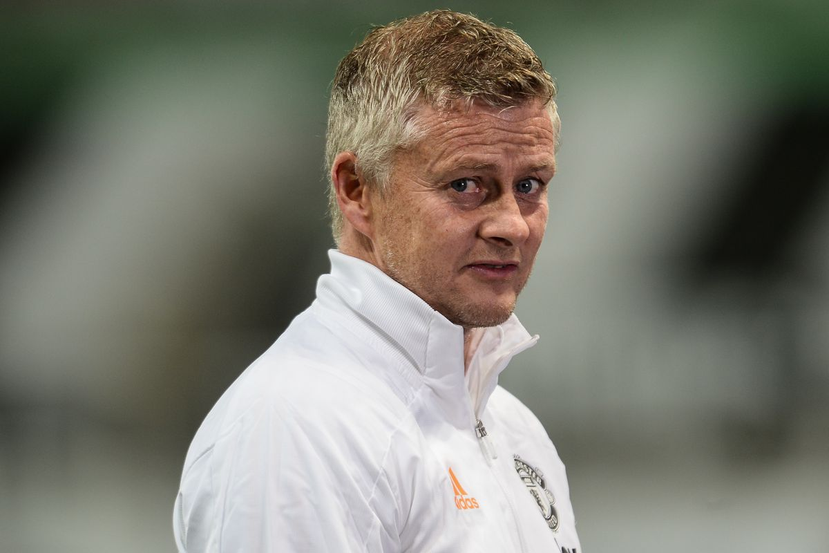 Manchester United fans said no to  Ole Gunnar Solskjaer