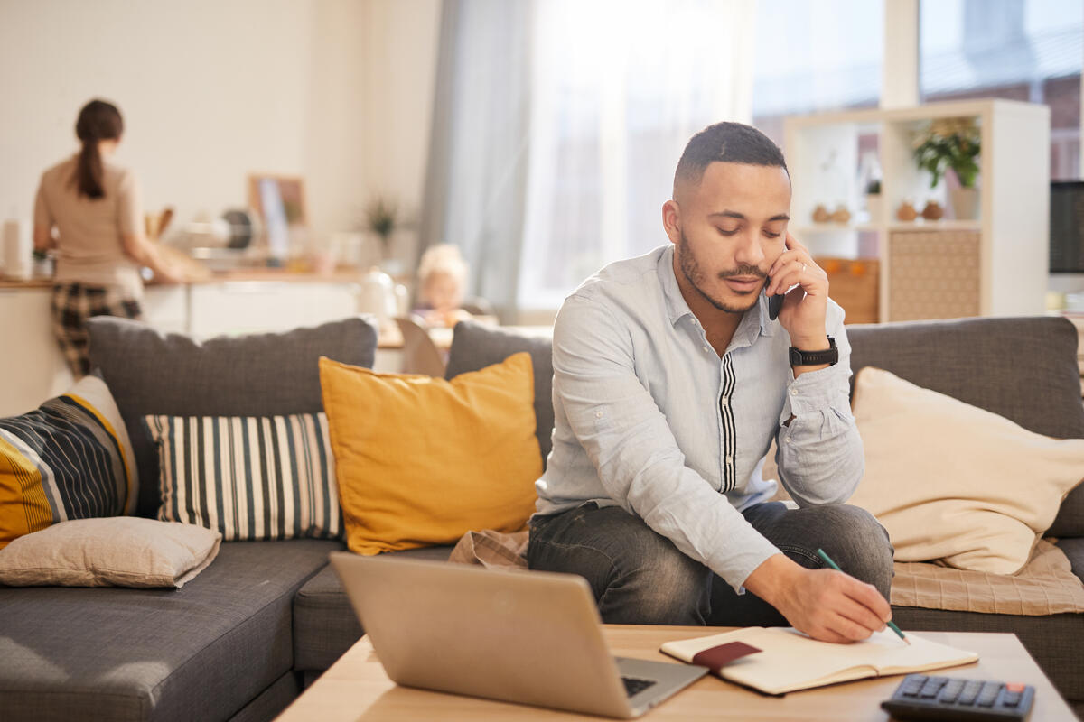 Work from home and earn more than R6000 a month