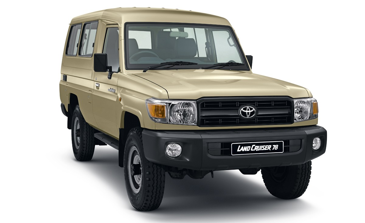 Why did Toyota decide to bring back Land Cruiser 78?